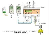 Система автономного контроля загазованности типа Б